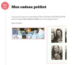 Bavoirs Les Pascalettes !   MCP sur le blog de la marque …    => http://lespascalettes.wordpress.com/2013/01/21/mon-cadeau-prefere/