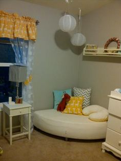 Be an awesome reading place in kids room