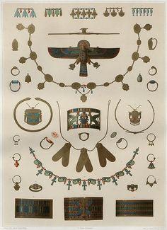 Histoire de l'art égyptien by Prisse D'Avennes, 1878 a, via Flickr.
