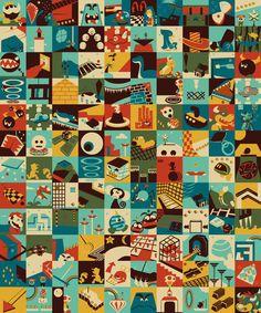 Las 100 estrellas de Super Mario 64 Stars by ~kitsovereign on deviantART