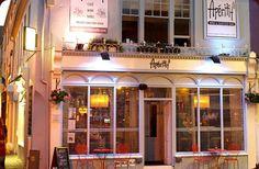 Wine & Seafood Bar at Aperitif Bar Kinsale Hens Night, Seafood, Restaurants, Wine, Bar, Mansions, House Styles, Home Decor, Sea Food