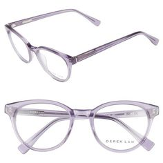 0321894c9a Women s Derek Lam 50Mm Optical Glasses ( 330) ❤ liked on Polyvore featuring  accessories