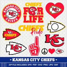 Kansas City Chiefs SVG, Kansas City Football, Svg Cameo, DXF File, Kansas City Chiefs , Monogram, Svg Cameo, Chiefs Football, SVG-18