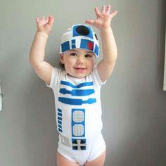 body R2-D2 pour bébé