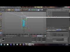 Cinema 4D - Smoke trails - TurbulenceFD Tutorial - YouTube