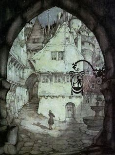 Anton Pieck (big fan since I was a child)