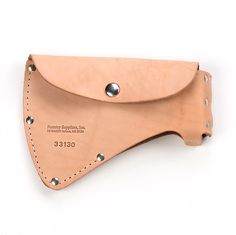 Axe Sheath On Pinterest Hudson Bay Leather And Leather