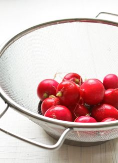 My Kitchen Affair: when spring gives you... Radishes!