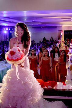 Wedding paperflower