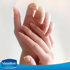 Dry hands? Keep yours soft and moisturized with #Vaseline Total Moisture.