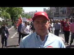 """Carlos Romero """"Este 1º de Mayo, la reivindicación principal tiene que se..."""