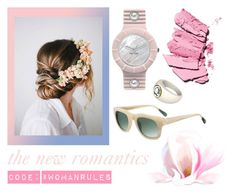 """The new Romantic!"" by dialetu-store ❤ liked on Polyvore featuring womanrules"