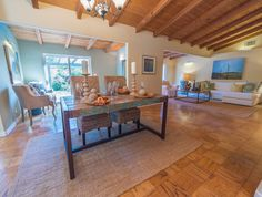 $100,000 Price Reduction! Stunning Single Level 5 bedroom 3 Bath Ranch Style Home with 1/1 Guest House OPEN SUNDAY 2-4  2211 Stanwood Drive Now Offered at $1,595,000 www.2211Stanwood.com  #JonMahoney #SantaBarbara #RealEstate