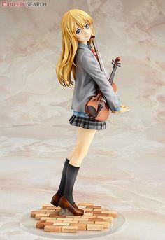 Miyazono Kaori (PVC Figure)