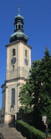 Kostel sv. Máří Magdaleny - Krásná Lípa - Česko