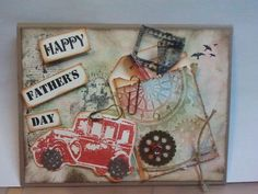 Vintage Father's Day Card
