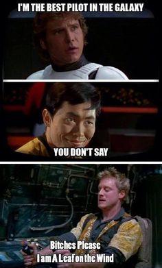 Star Wars versus Star Trek versus Firefly...I CAN'T CHOOSE.