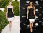 Jessica Biel In Christian Dior Couture – Guggenheim International Gala