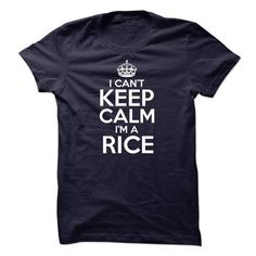 I am RICE - #gifts for guys #gift sorprise. GET => https://www.sunfrog.com/Names/I-am-RICE.html?68278
