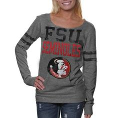 LIMITED TIME: All sweatshirts, jackets and hats are marked down 15-40% at Fanatics. Get this sweatshirt for only $22.91: http://pin.fanatics.com/COLLEGE_Florida_State_Seminoles_Ladies/Florida_State_Seminoles_FSU_Ladies_Sideline_Sweatshirt_-_Ash/source/pin-fsu-sweats-sale-sclmp