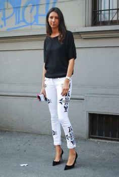 Geraldine's pants