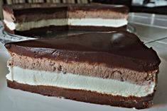 Nutella-Torte ohne Backen Vanilla cream cake without baking Nutella Recipes, Chocolate Recipes, Cake Recipes, Nutella Cake, Nutella Cookies, Oreo, Eggnog Recipe, Plum Cake, Salty Cake