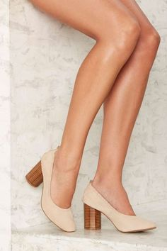 Grey City Sam Ballet Heel - Shoes
