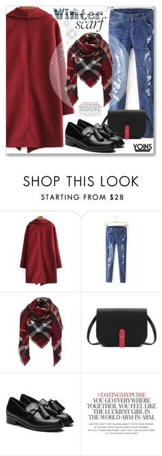 """Street Style by Yoins"" by jecakns ❤ liked on Polyvore featuring Kate Spade"