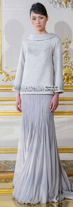 Rami Al Ali Couture Fall 2015-16