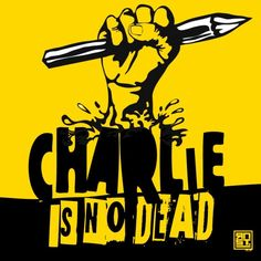 RNST #JeSuisCharlie #CharlieHebdo