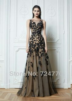 Fashion Prom Gowns Black Lace Vestidos Zuhairmurad Party Evening Dress picture from Suzhou Leader Apparel Co. view photo of Evening Dresses, Evening Dress, Party Dress.Contact China Suppliers for More Products and Price. Evening Dresses, Prom Dresses, Formal Dresses, Formal Prom, Dresses 2013, Pageant Gowns, Bridesmaid Dresses, Beautiful Gowns, Beautiful Outfits