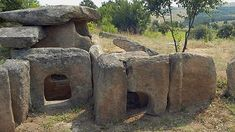 Megaliths, an ancient mystery | Radio Bulgaria. Dolmen in Sakar Mountain