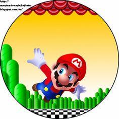 Riding my party: Super Mario Bros Super Mario Bros, Super Mario Birthday, Mario Birthday Party, Mario Party, 5th Birthday, Birthday Ideas, Mario Y Luigi, Comic Party, Beatles Party