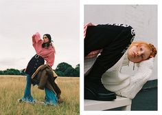 Ronan McKenzie and Yeon You explore the concept of space in their latest editorial for Wonderland. Day Bag, High Fashion, Wonderland, Editorial, Concept, Magazine, Space, Inspiration, Haute Couture