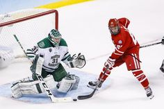 North Dakota's McIntyre inks deal with Bruins