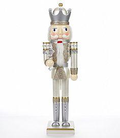 silver nutcracker