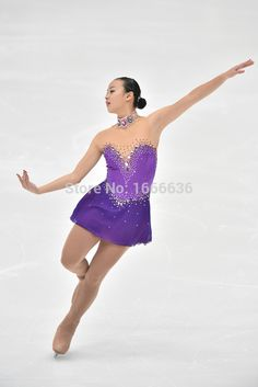 Aliexpress.com : Buy Hot Sales Kids Ice Skating Dress Hot  New Brand Skating Dress Competition For Girls DR3202 from Reliable dress bootie suppliers on Crystal Professional Custom Figure Skating Dresses Store