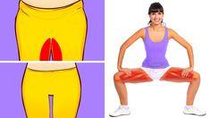 10 gyakorlat az összeérő combok ellen - napi 10 perc elég hozzá - Alonsa Pin World Fitness Workouts, Sport Fitness, Easy Workouts, Thigh Muscles, Core Muscles, Abdominal Muscles, Slim Thighs, Outer Thighs, Inner Thigh Muscle