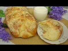 Chałka z Kruszonką - delikatna pyszna i puszysta - polecam upiec - YouTube Cake Cookies, Recipies, Bread, Food, Youtube, Diet, Backen, Recipes, Meal
