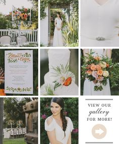 With so much greenery + floral goodness right in the first photo, you know this is gonna be good! Summer of Summer Newman Events has a penchant for small, intimate weddings with a formal flair. (We like where this is going…) A friend graciously lent her gorgeous Hollywood Hills home to her so she could […]