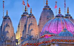 Architecture or art ? The Neasden Temple