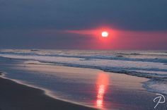 Sunrise, Outer Banks   Flickr - Photo Sharing!
