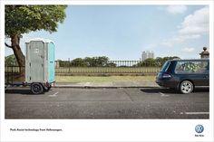 Volkswagen - Park assist 3