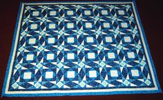 Storm at Sea quilt I really like this one
