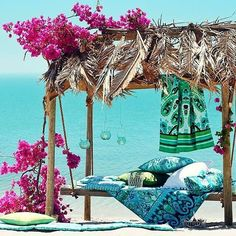 Relaxation in paradise.. I wish