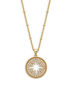 ALANNA BESS White Topaz Pendant Necklace Gold Necklace, Pendant Necklace, White Topaz, Jewelry, Style, Swag, Gold Pendant Necklace, Jewlery, Jewerly