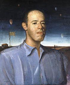 Mário de Andrade, por Cândido Portinari.
