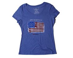 Guitar Spangled Banner Womens