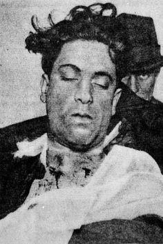 thisblogofours:  Frank Capone dead, 1924