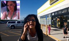 Stripper unleashes racist tirade at black man for 'scaring' her kids